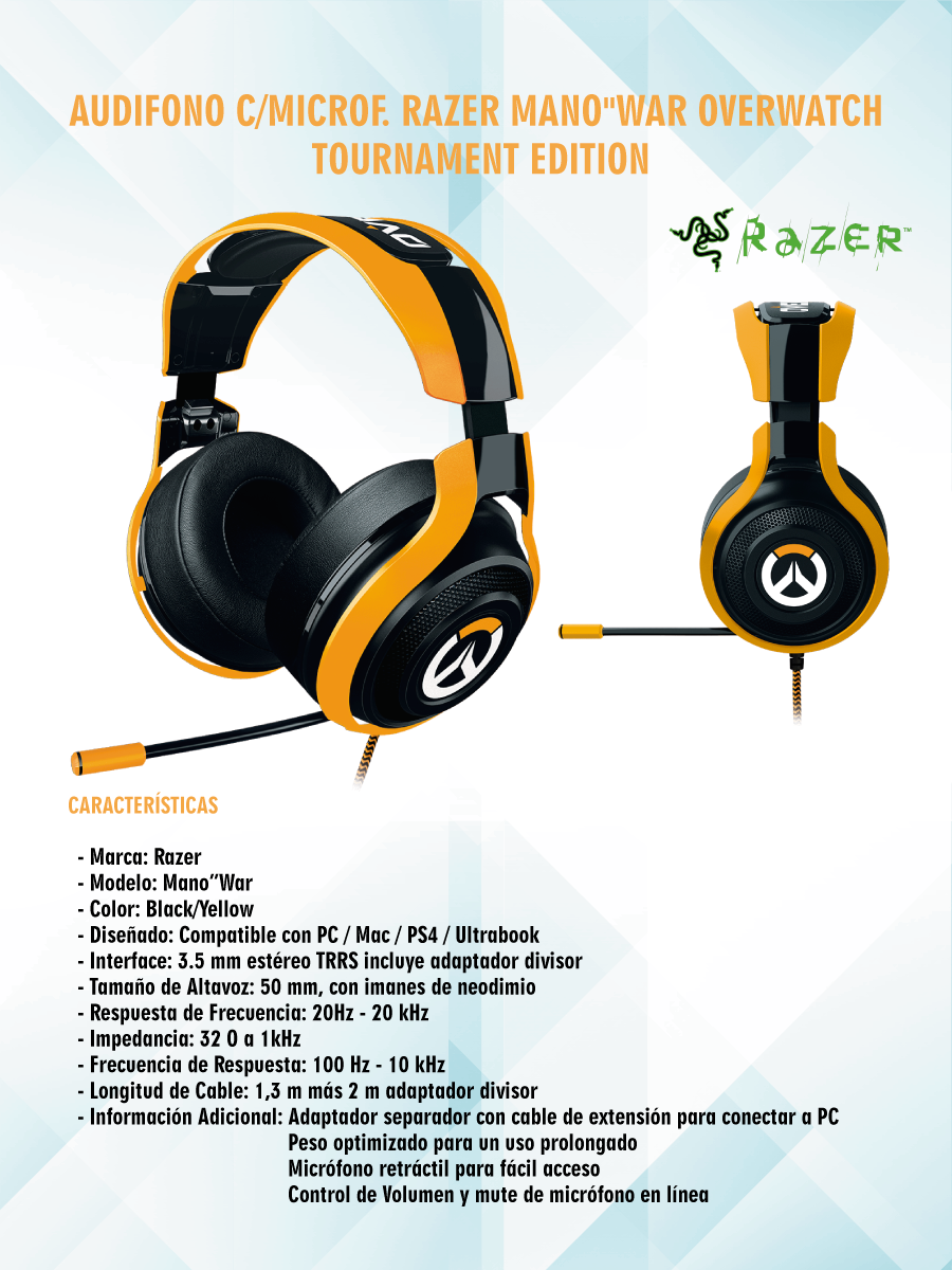 razer man o war overwatch